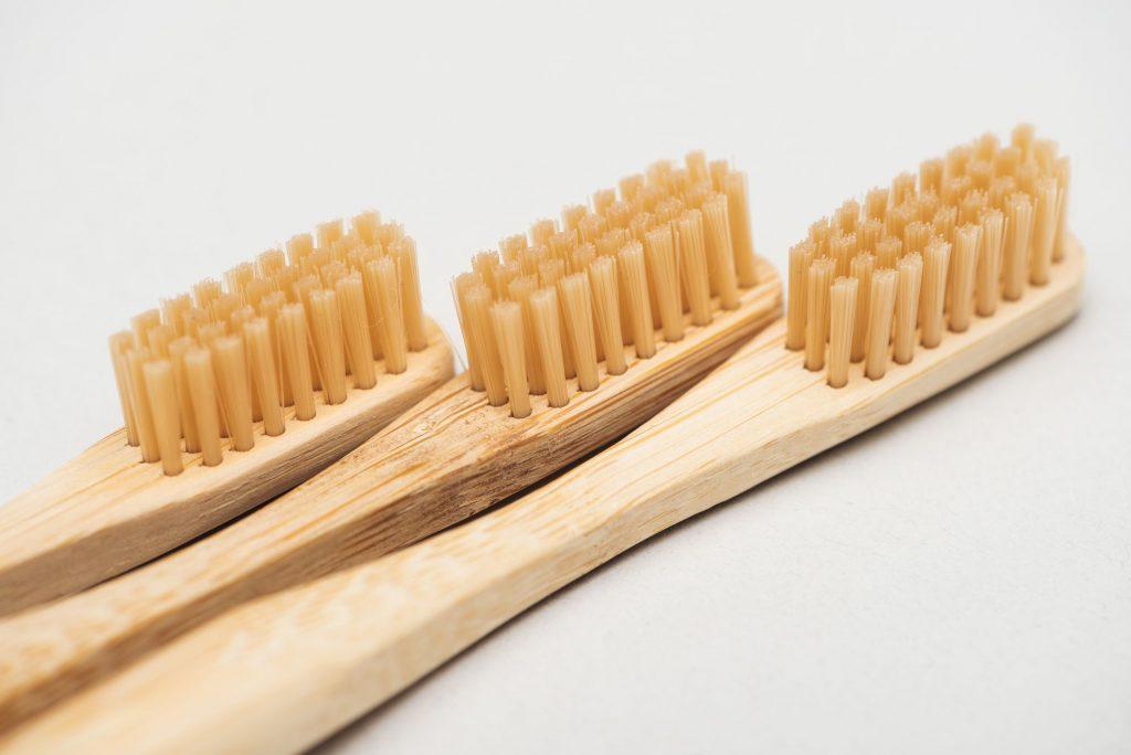 bamboo-brush
