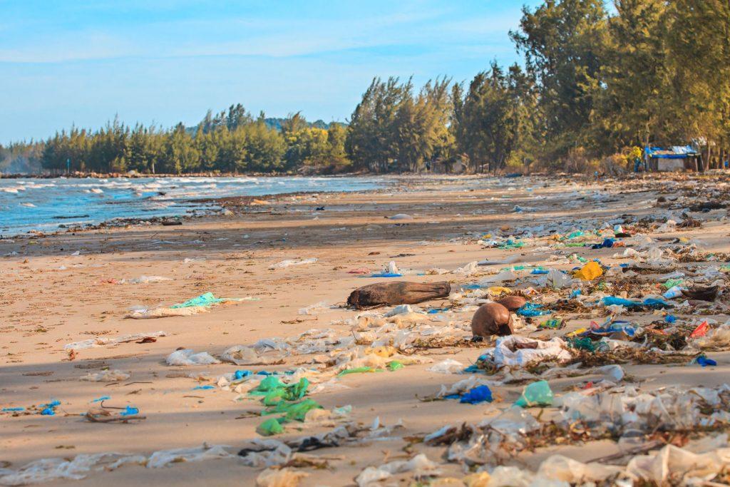 beach-pollution