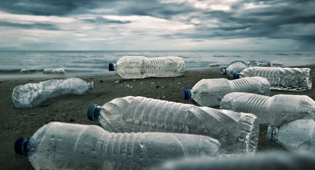 océan-plastique
