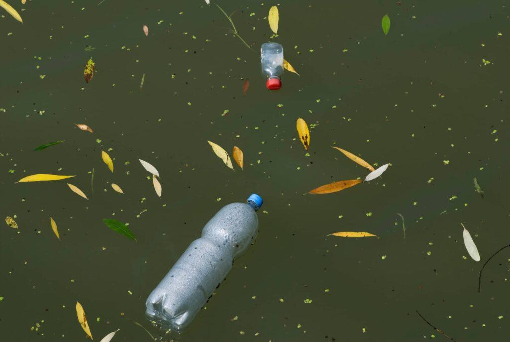 Wasserverschmutzungslösung