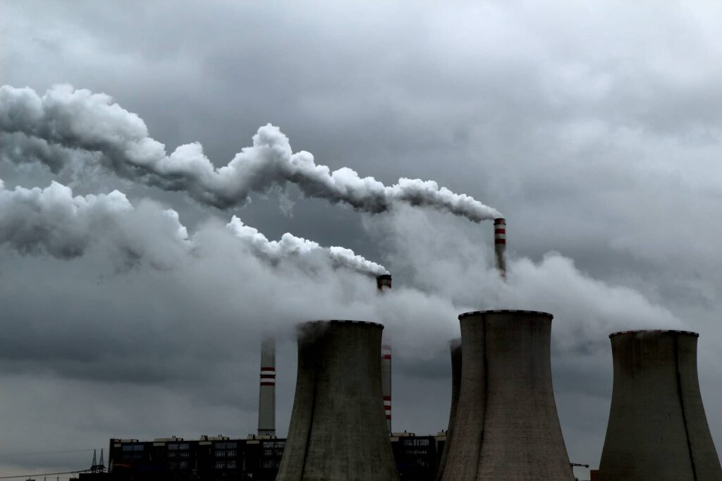 Kohlenstoffemission