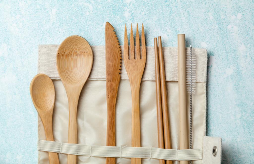 Eco-friendly cutlery