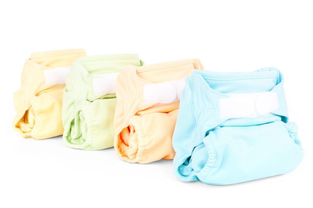 couches en tissu