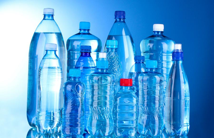 plastic bottle water