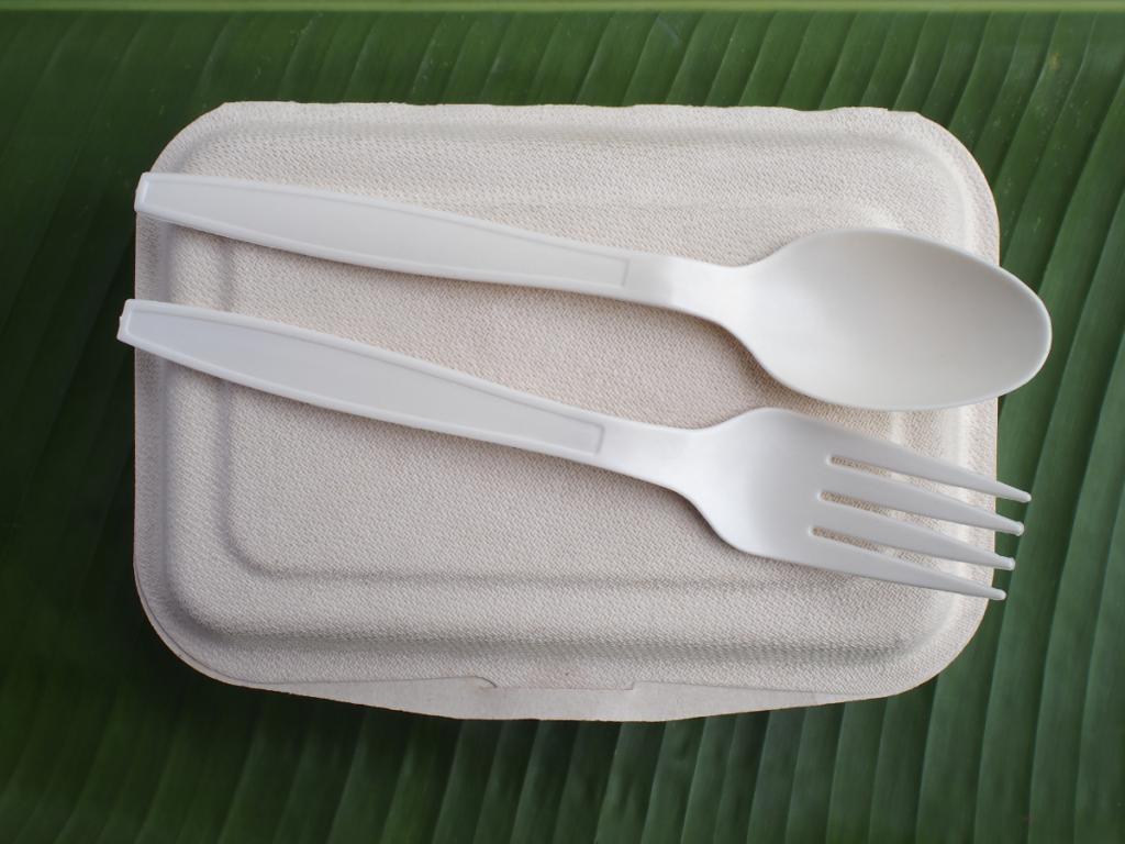 degradable bioplastic